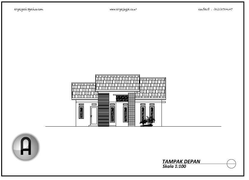 Image Result For Www Denah Rumah
