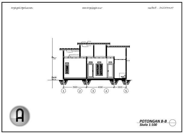 Image Result For Desain Rumah Kecil